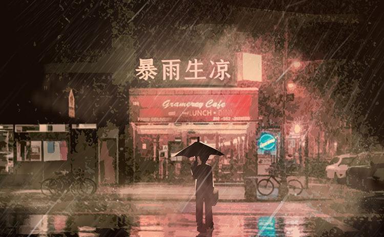 《暴雨生凉》剧本杀故事背景_角色简介_凶手是谁_复盘解析