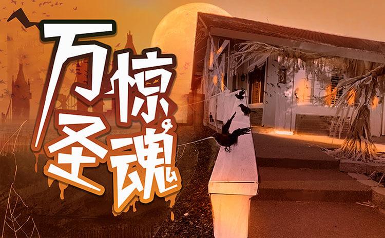 《惊魂万圣》剧本杀故事背景_角色简介_凶手是谁_复盘解析